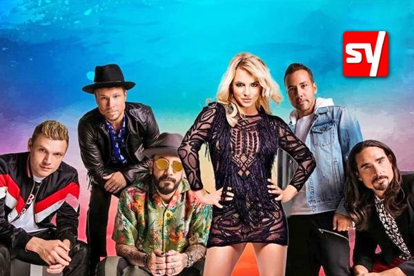 Britney Spears & Backstreet Boys – Matches