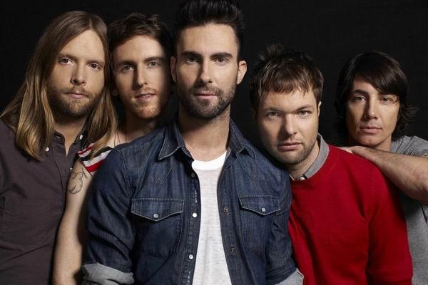 Maroon 5 – Beautiful Mistakes